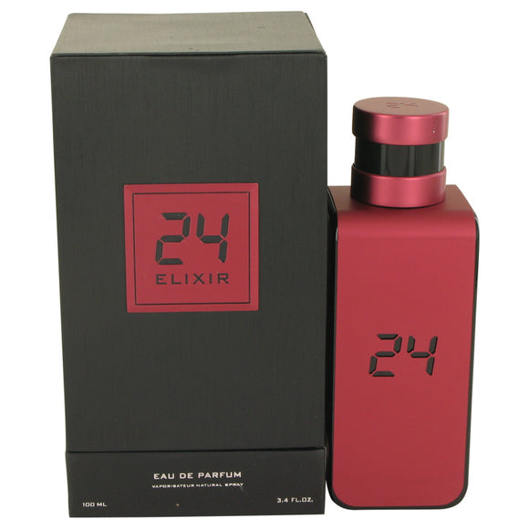 24 Elixir Ambrosia 3.40 oz Eau De Parfum Spray (Unixex) For Men by ScentStory