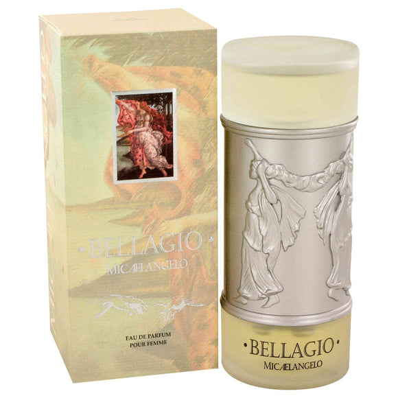 BELLAGIO 3.30 oz Eau De Parfum Spray For Women by Bellagio