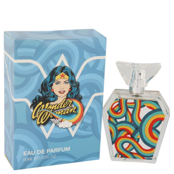 Wonder Woman Eau De Parfum Spray For Women by Marmol & Son