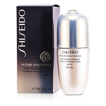 Shiseido Day Care Future Solution LX Total Protective Emulsion SPF 15 For Women by Shiseido