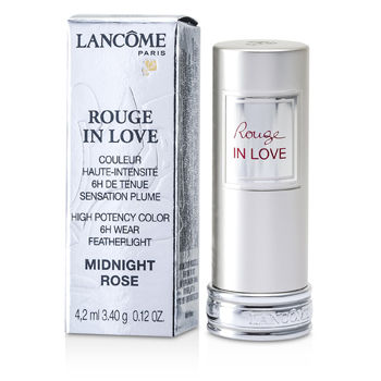 Lancome Lip Care Rouge In Love Lipstick - # 377N Midnight Rose For Women by Lancome