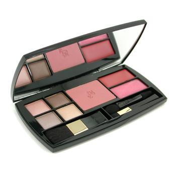 Lancome Other Tendre Voyage Makeup Palette: 4x Eye Shadow + Blush + 2x Lip Color + 3x Applicators For Women by Lancome