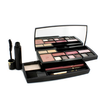 Lancome Other Absolu Voyage Complete Makeup kit (1x Powder, 1x Blush, 2x Concealer, 6x EyeShadow....) For Women by Lancome