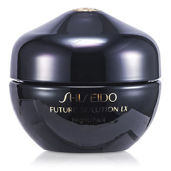 Shiseido Night Care Future Solution LX Total Regenerating Cream For Women by Shiseido