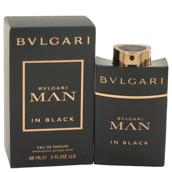 Bvlgari Man In Black 2.00 oz Eau De Parfum Spray For Men by Bvlgari