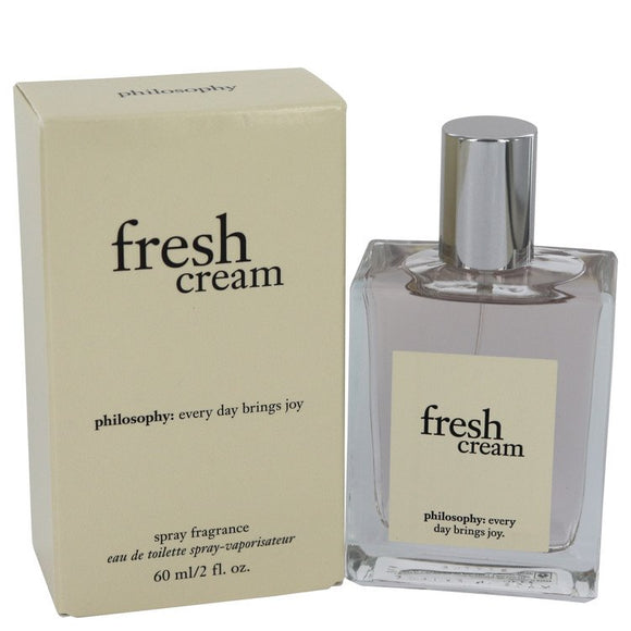 Fresh Cream Eau De Toilette Spray For Women by Philosophy