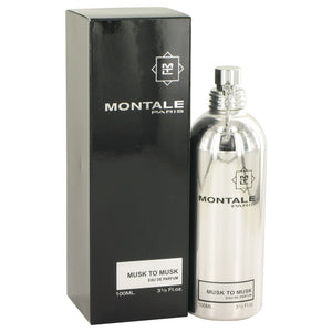 Montale Musk To Musk Eau De Parfum Spray (Unisex) For Women by Montale