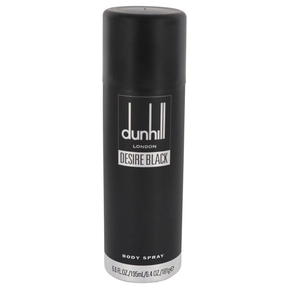 Desire Black London Body Spray For Men by Alfred Dunhill