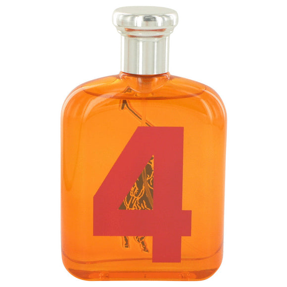 Big Pony Orange Eau De Toilette Spray (Tester) For Men by Ralph Lauren