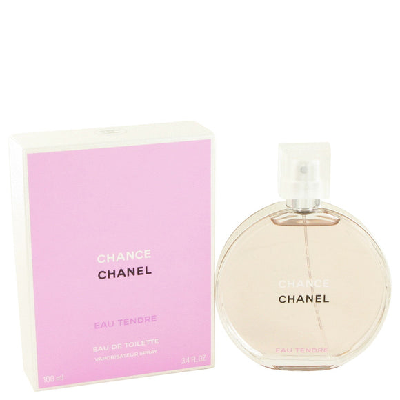 Chance Eau Tendre 3.40 oz Eau De Toilette Spray For Women by Chanel