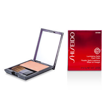 Shiseido Face Care Luminizing Satin Face Color - # OR308 Starfish For Women by Shiseido