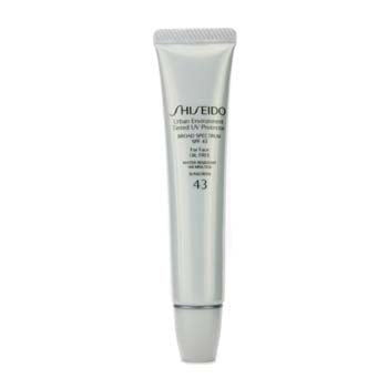 Shiseido Face Care Urban Environment Tinted UV Protector SPF 43 - # Shade 2 For Women by Shiseido