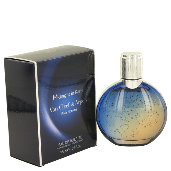 Midnight in Paris Eau De Toilette Spray For Men by Van Cleef & Arpels