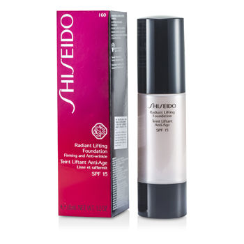 Shiseido Face Care Radiant Lifting Foundation SPF 15 - # I60 Natural Deep Ivory For Women by Shiseido