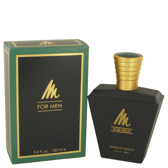 M Cologne Spray For Men by Marilyn Miglin