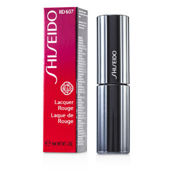 Shiseido Lip Care Lacquer Rouge - # RD607 (Nocturne) For Women by Shiseido