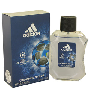 Adidas Uefa Champion League 3.40 oz Eau DE Toilette Spray For Men by Adidas