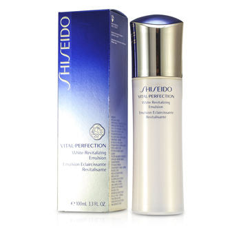 Shiseido Night Care Vital-Perfection White Revitalizing Emulsion For Women by Shiseido