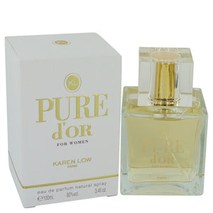 Pure D`or Eau De Parfum Spray For Women by Karen Low
