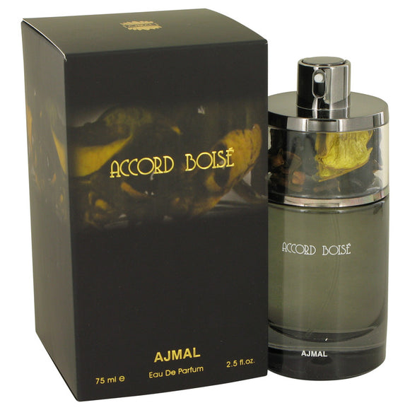 Accord Boise 2.50 oz Eau De Parfum Spray For Men by Ajmal