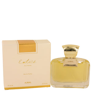 Ajmal Entice 2.50 oz Eau De Parfum Spray For Women by Ajmal