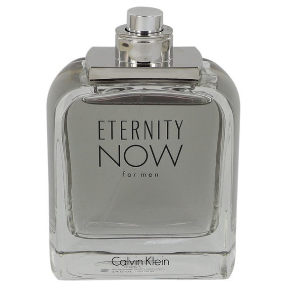 Eternity Now Eau De Toilette Spray (Tester) For Men by Calvin Klein
