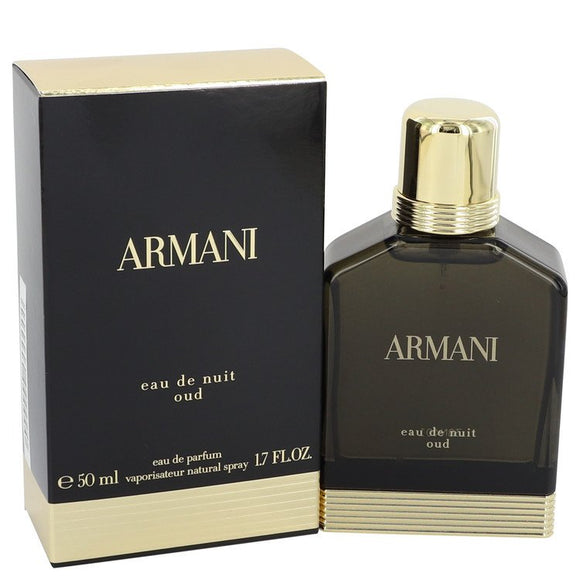 Armani Eau De Nuit Oud 1.70 oz Eau De Parfum Spray For Men by Giorgio Armani
