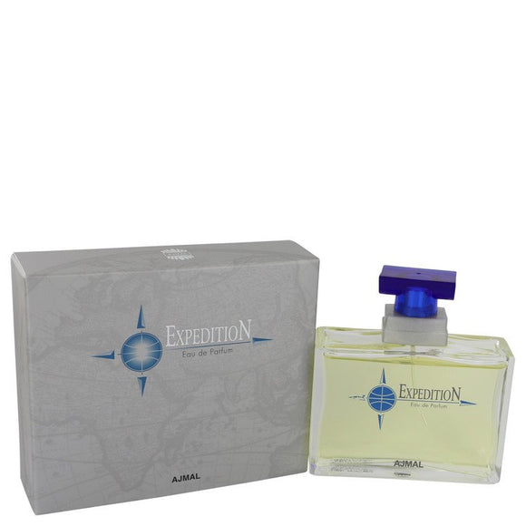 Ajmal Expedition 3.40 oz Eau De Parfum Spray For Men by Ajmal