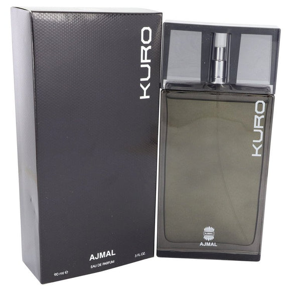 Ajmal Kuro 3.00 oz Eau De Parfum Spray For Men by Ajmal