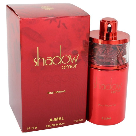 Ajmal Shadow Amor 2.50 oz Eau De Parfum Spray For Men by Ajmal