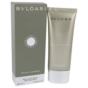 BVLGARI 3.40 oz After Shave Balm For Men by Bvlgari