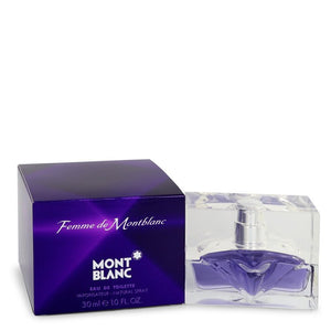FEMME DE MONT BLANC Eau De Toilette Spray For Women by Mont Blanc