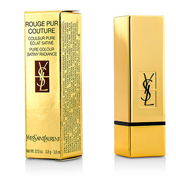 Yves Saint Laurent Lip Care Rouge Pur Couture - # 49 Tropical Pink For Women by Yves Saint Laurent