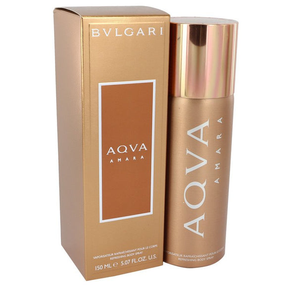 Bvlgari Aqua Amara 5.00 oz Body Spray For Men by Bvlgari