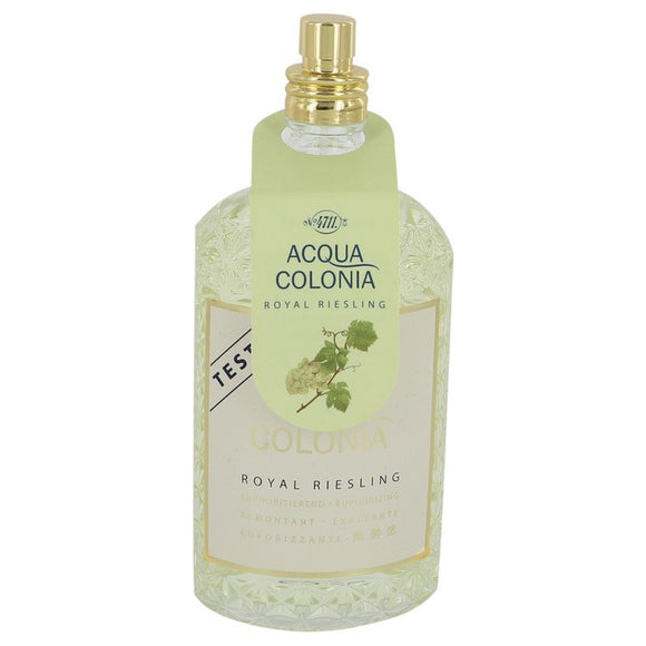 4711 Acqua Colonia Royal Riesling 5.70 oz Eau De Cologne Spray (Tester) For Women by Maurer & Wirtz