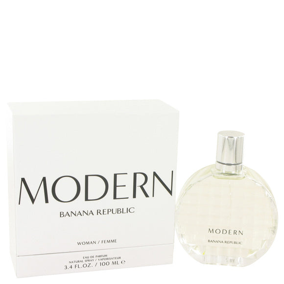 Banana Republic Modern 3.40 oz Eau De Parfum Spray For Women by Banana Republic