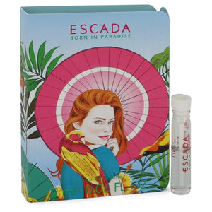 Escada Born In Paradise Vial (sample) For Women by Escada