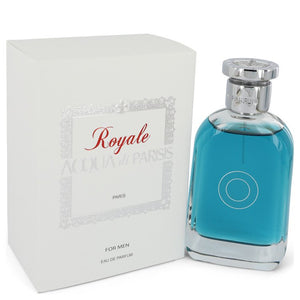 Acqua Di Parisis Royale 3.30 oz Eau De Parfum Spray For Men by Reyane Tradition