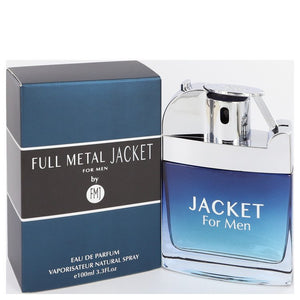 Jacket by FMJ Eau De Parfum Spray For Men by Parisis Parfums
