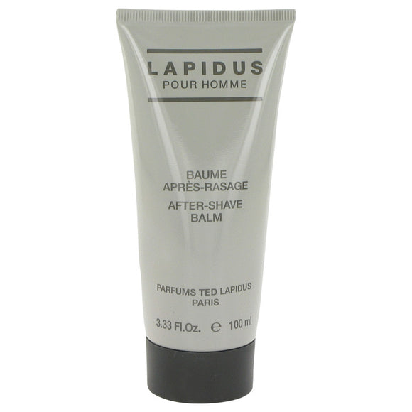 LAPIDUS After Shave Balm For Men by Ted Lapidus