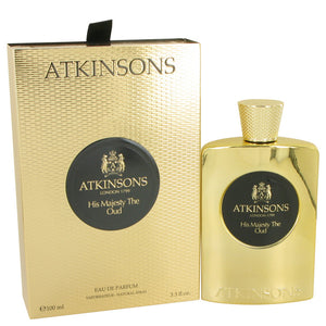 His Majesty The Oud Eau De Parfum Spray For Men by Atkinsons