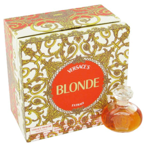 BLONDE 0.50 oz Pure Perfume For Women by Versace