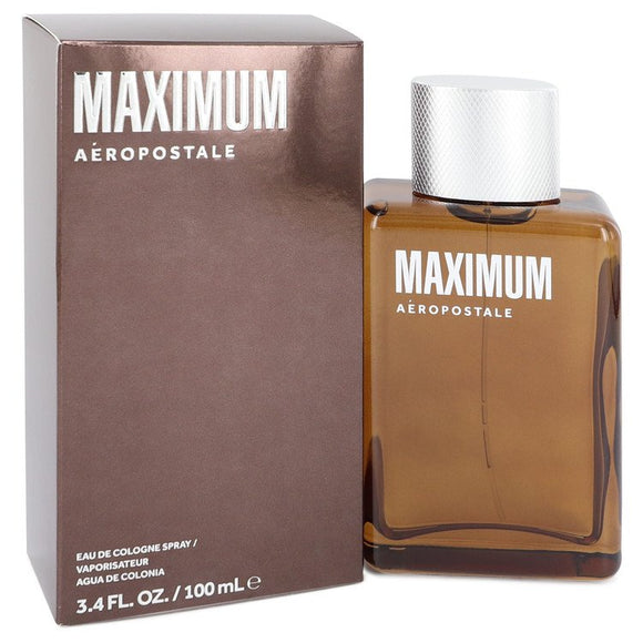 Aeropostale Maximum 3.40 oz Eau De Cologne Spray For Men by Aeropostale