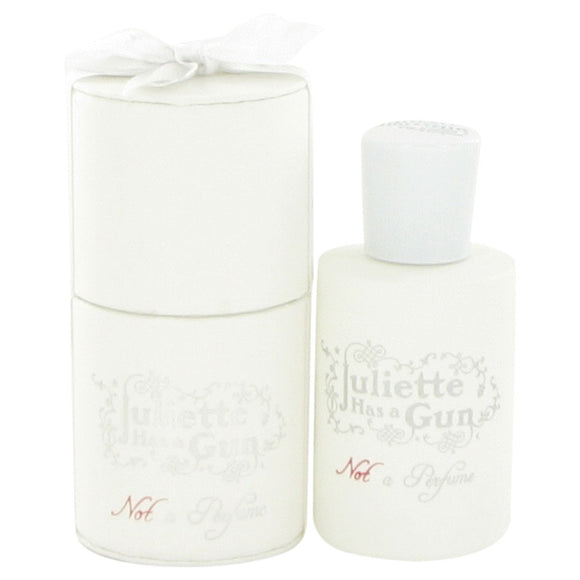 Not a Perfume Eau De Parfum Spray For Women by Juliette Has a Gun