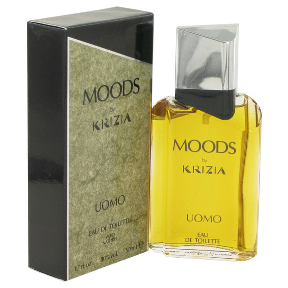 Moods Eau De Toilette Spray For Men by Krizia