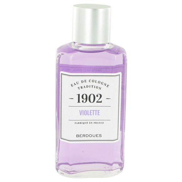 1902 Violette Eau De Cologne Spray (Tester) For Women by Berdoues