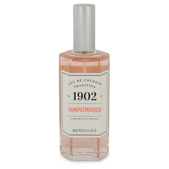 1902 Pamplemousse 4.20 oz Eau De Cologne (Unisex Tester) For Women by Berdoues