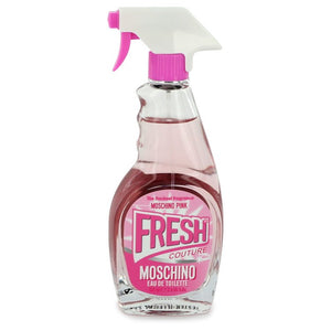 Moschino Pink Fresh Couture Eau De Toilette Spray (Tester) For Women by Moschino