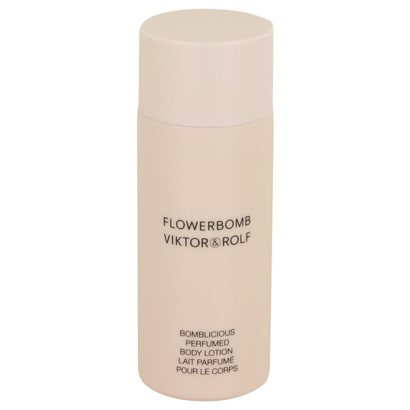 Flowerbomb Body Lotion For Women by Viktor & Rolf