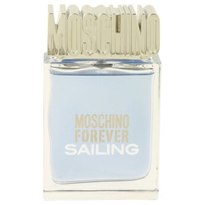 Moschino Forever Sailing Eau De Toilette Spray (Tester) For Men by Moschino